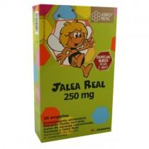 ARKO JALEA REAL FRESCA NIÑOS 250 MG 20 AMPOLLAS BEBIBLES