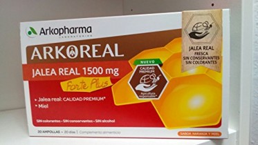 ARKOREAL JALEA REAL 1500 MG FORTE PLUS 20 AMP