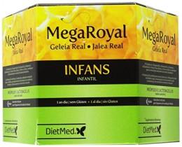 DietMed Megaroyal Infans – 20 Unidades
