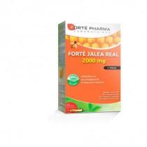 Forté Pharma Jalea Real 2000 mg + Miel de Tasmania 20 Ampollas