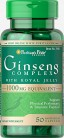 Ginseng Complex 1000 mg.con Jalea Real 50 cps