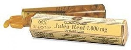 Jalea Real Lecitina 30 perlas de 1000 mg de Marny's
