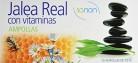 SANON – SANON Jalea Real con Vitaminas 20 ampollas de 10 ml