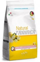 Trainer Natural Adult Mini jamon, arroz y jalea real 2 Kg.